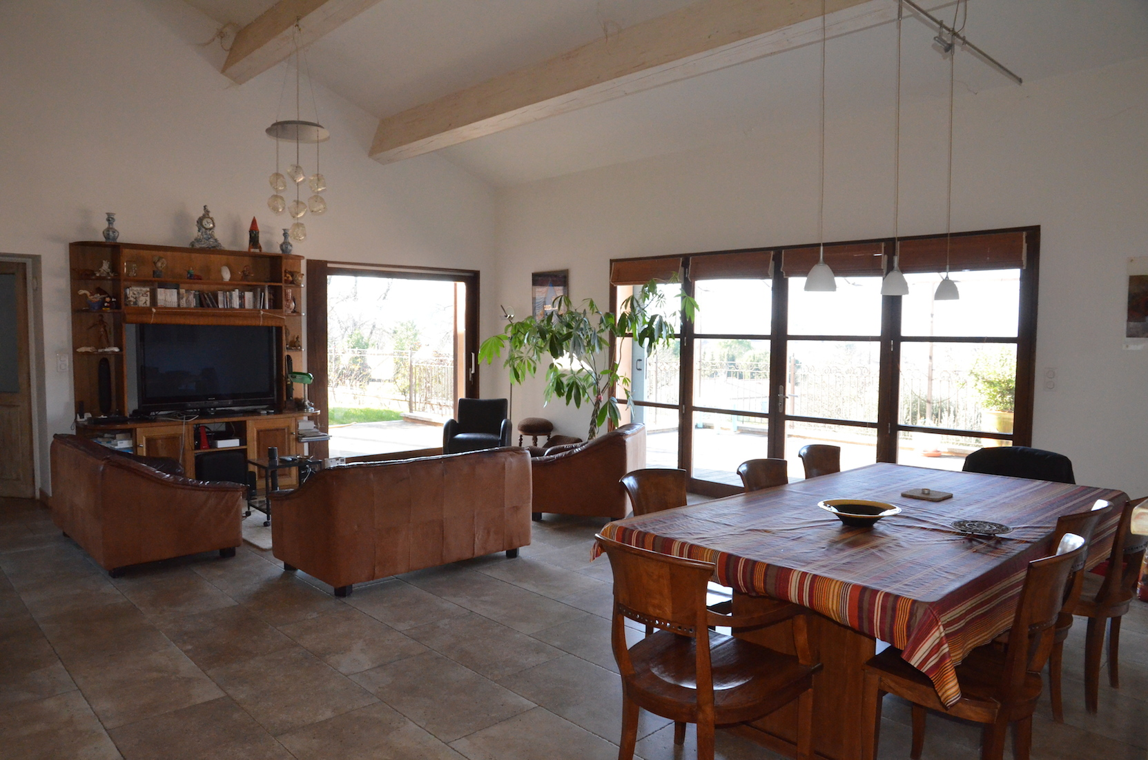 House with views near anduze for sale