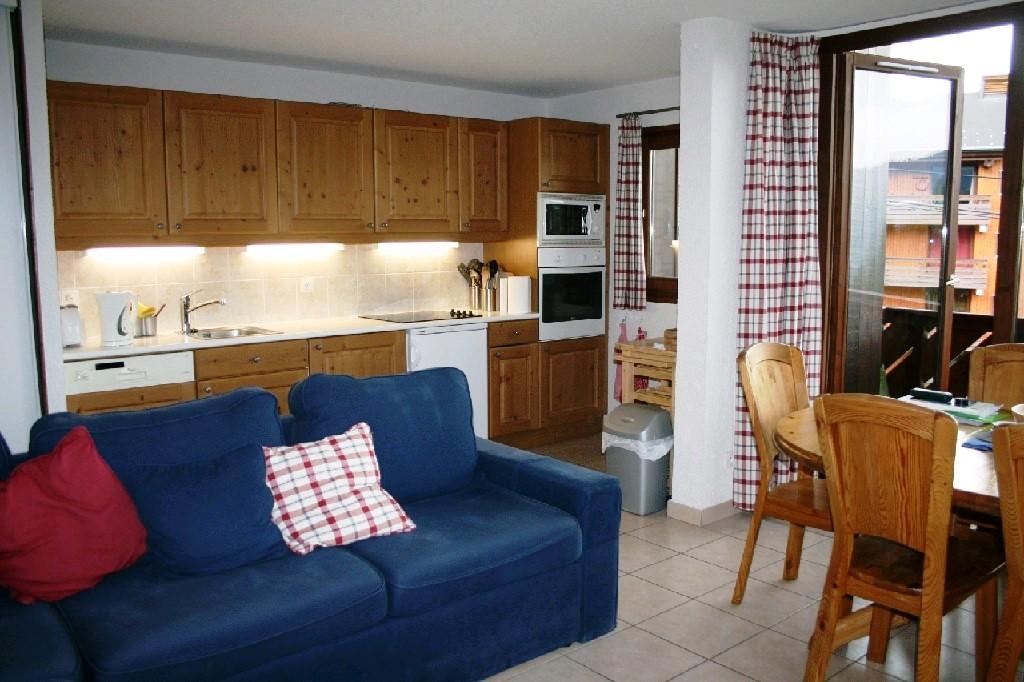 Ski-in Ski-out Apartment in Morillon 1100'