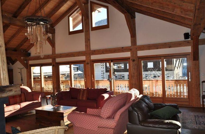 Large traditional chalet in La Chapelle d'Abondance'