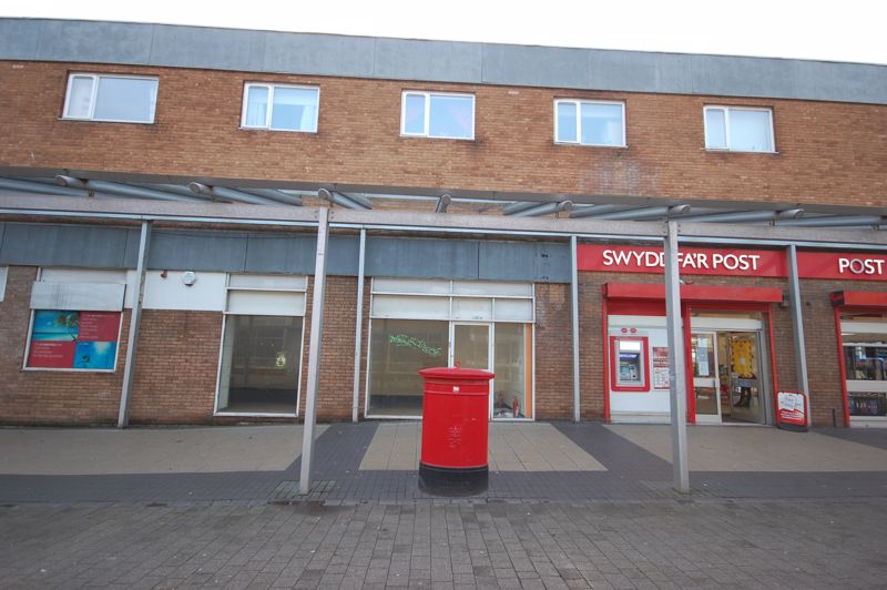 Commercial unit adjoining the Post Office, Station Road, Port Talbot, SA13 1NR.