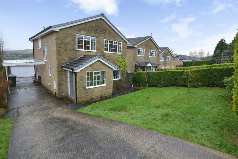 4 Bedrooms Property for sale in Hill Drive, Whaley Bridge, High Peak
