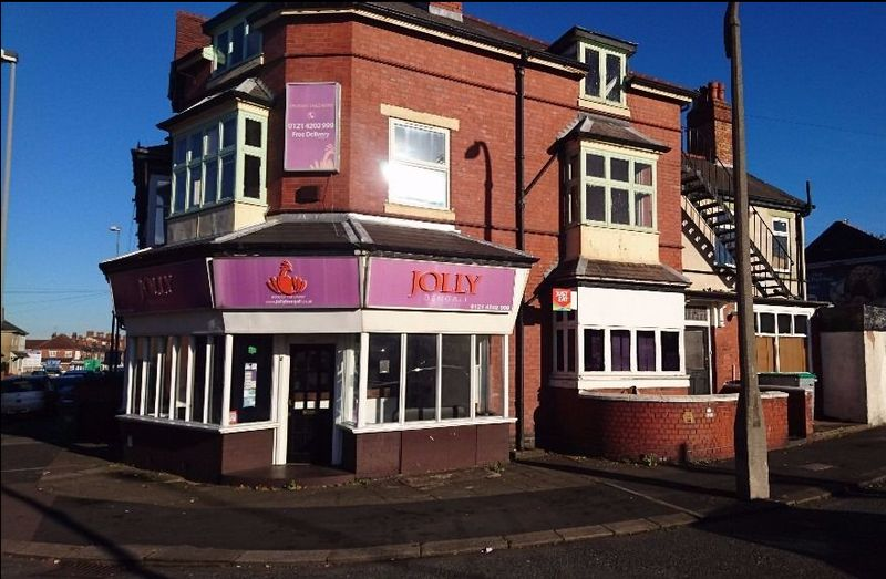 Property for sale in Bearwood Road, Smethwick