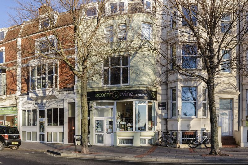 2 Bedrooms Property for sale in Palmerston Road, Southsea