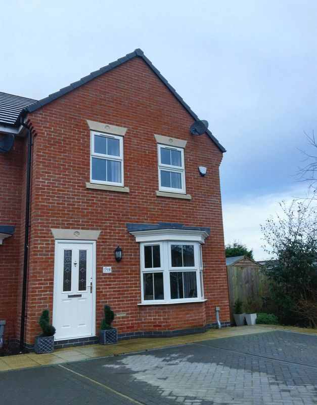 3 Bedrooms Property for sale in Wentworth Close, Gilberdyke