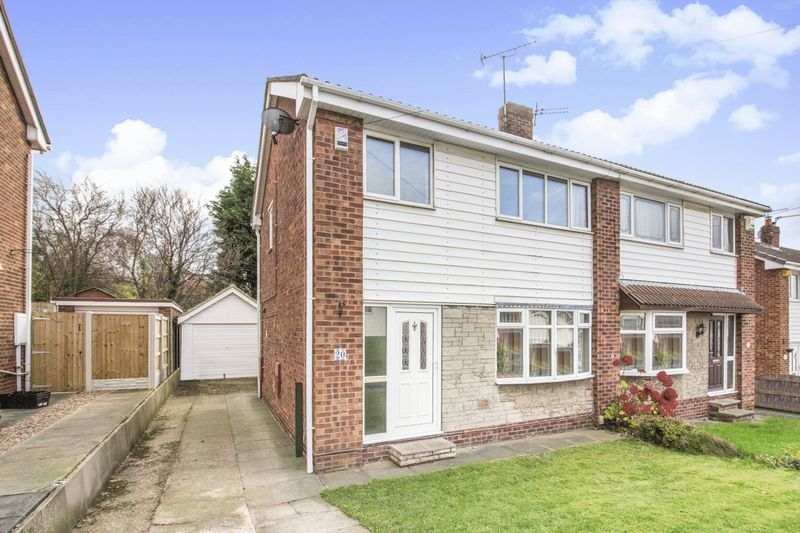 3 Bedrooms Property for sale in Ormsby Close, Doncaster