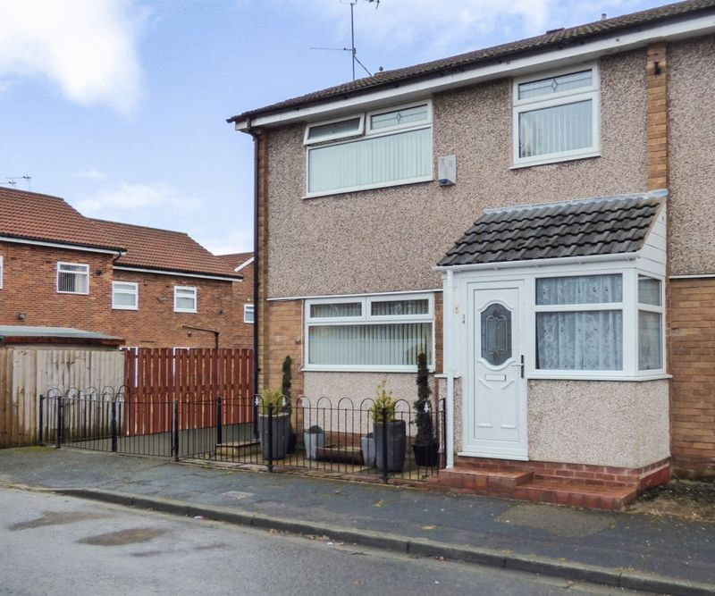 3 Bedrooms Property for sale in Sheepfield Close, Little Sutton