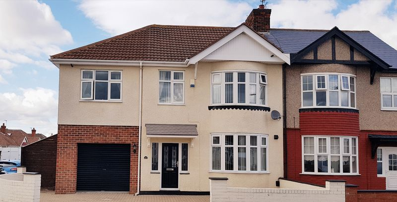 5 Bedrooms Property for sale in Oakland Avenue, Hartlepool