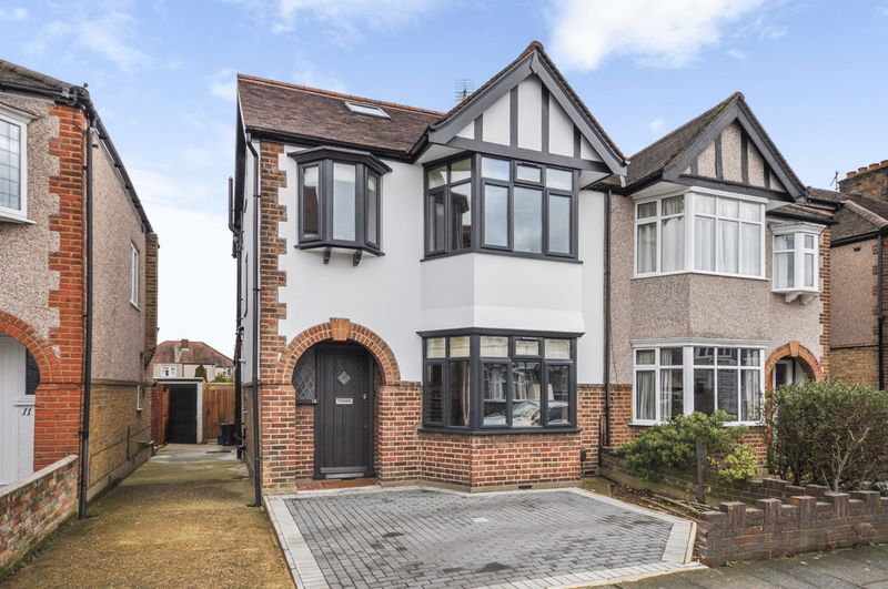 4 Bedrooms Property for sale in Kendrey Gardens, Twickenham
