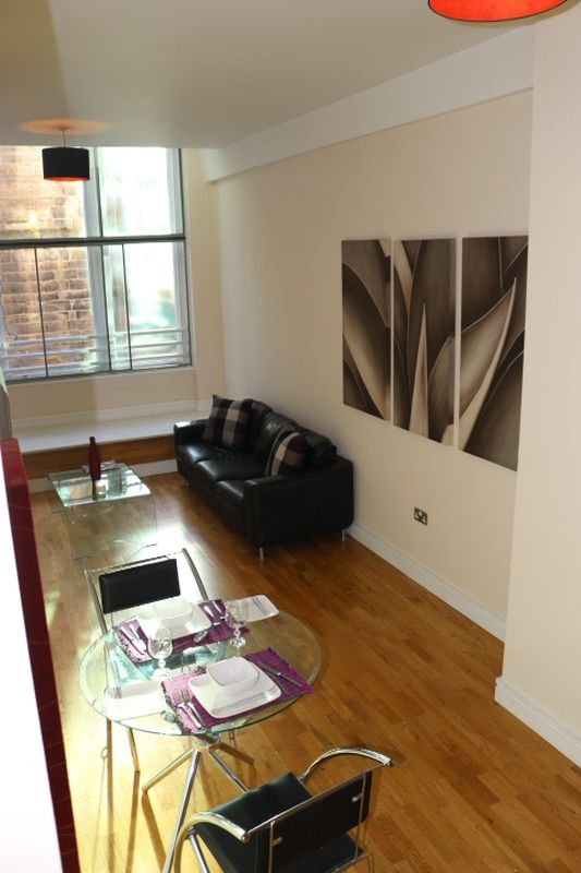 1 Bedroom Property for sale in Dale Street, Manchester