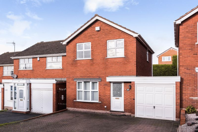 3 Bedrooms Property for sale in Pembridge Close, Brierley Hill