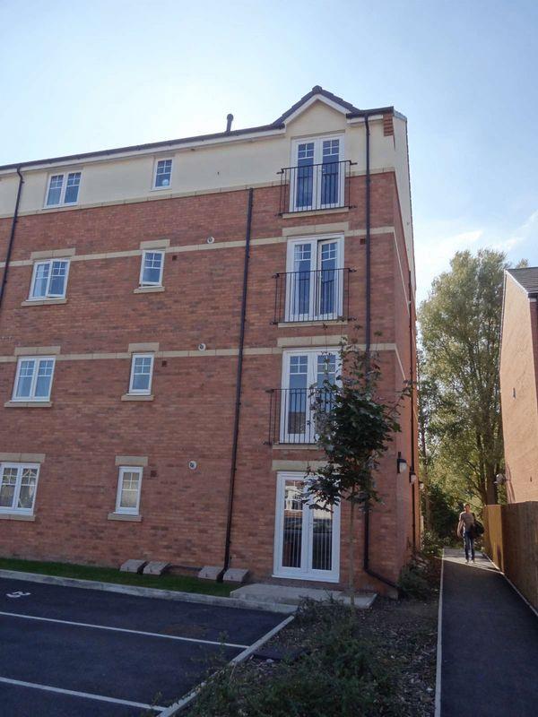 1 Bedroom Property for sale in Hucklow Drive, Warrington