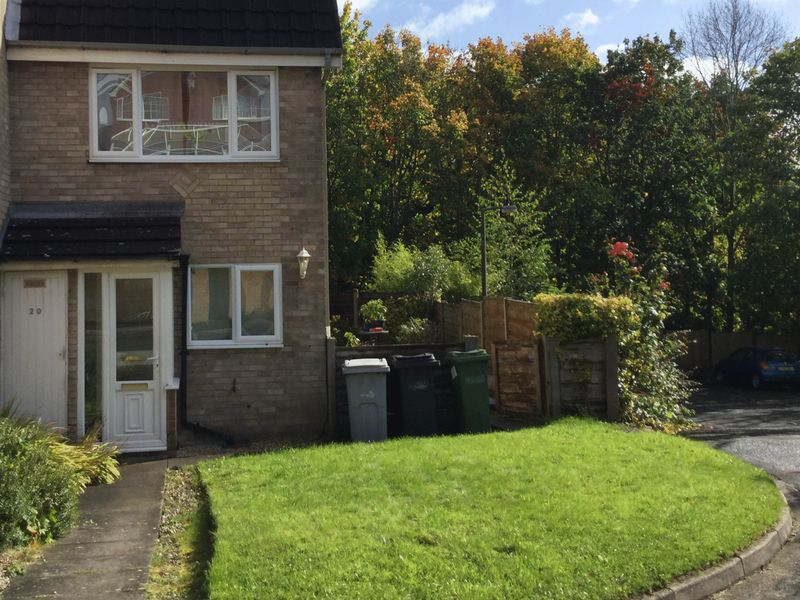 Property for sale in Aylesbury Close, Macclesfield