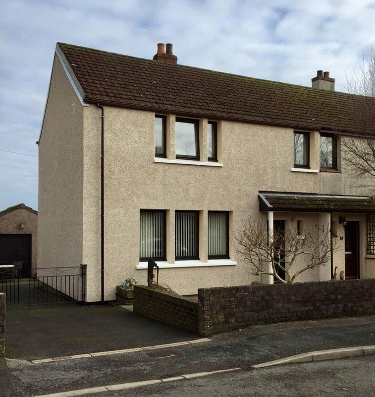 3 Bedrooms Property for sale in Whitehill Road, Dumfries