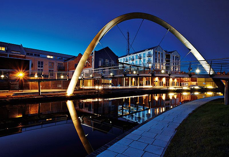 1 Bedroom Property for sale in Electric Wharf, Coventry
