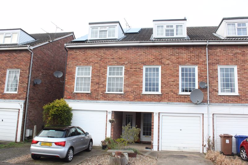 3 Bedrooms Property for sale in Unicorn Place, Bury St. Edmunds