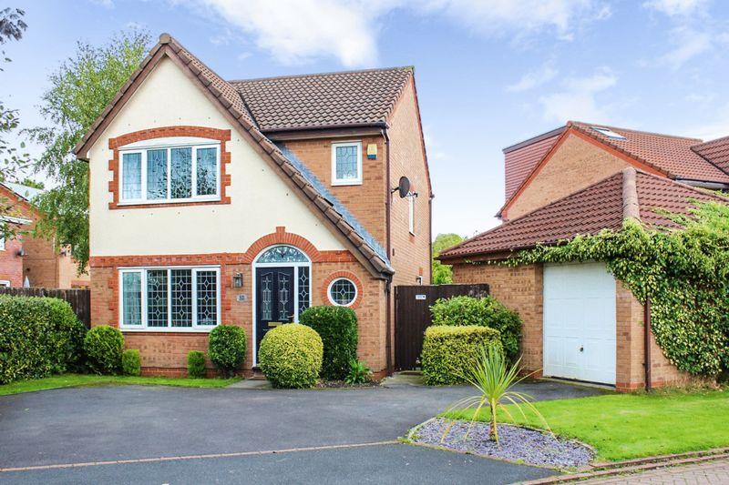 3 Bedrooms Property for sale in Fareham Close, Preston
