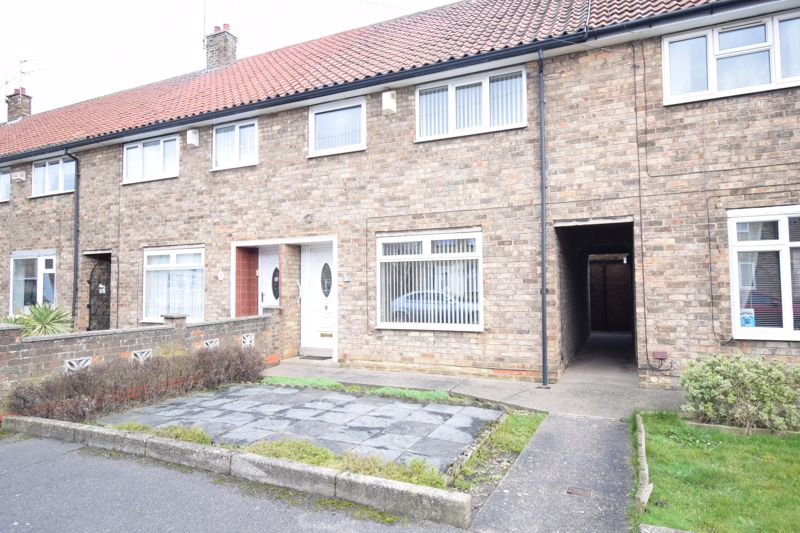Ashby Road, , Hull, East Riding Of Yorkshire, HU4 7JT