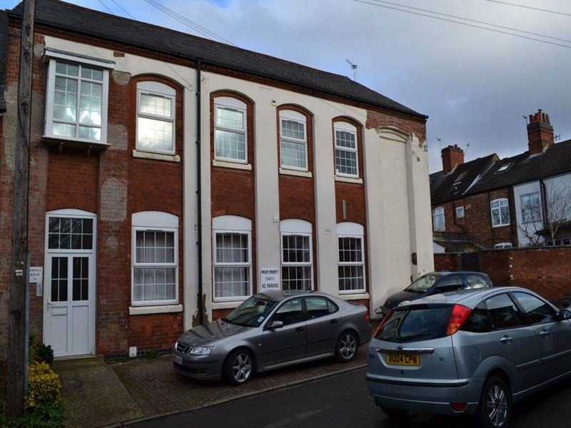 Flat 2,  Gopsall House,  Gopsall Road,  HINCKLEY  LE10