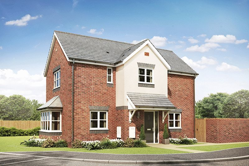 Hanslei Fields Plot 9 Waxwing design,  Birmingham Road,  Ansley,  Nuneaton  CV10