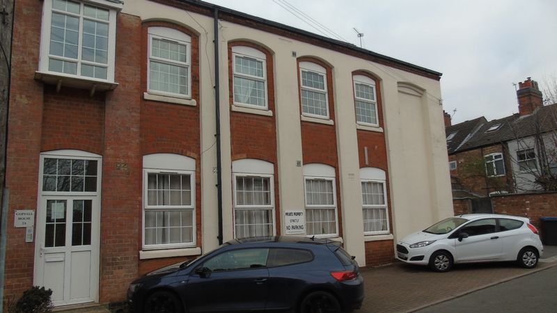 Flat 3 Gopsall House,  Gopsall Road,  Hinckley  LE10