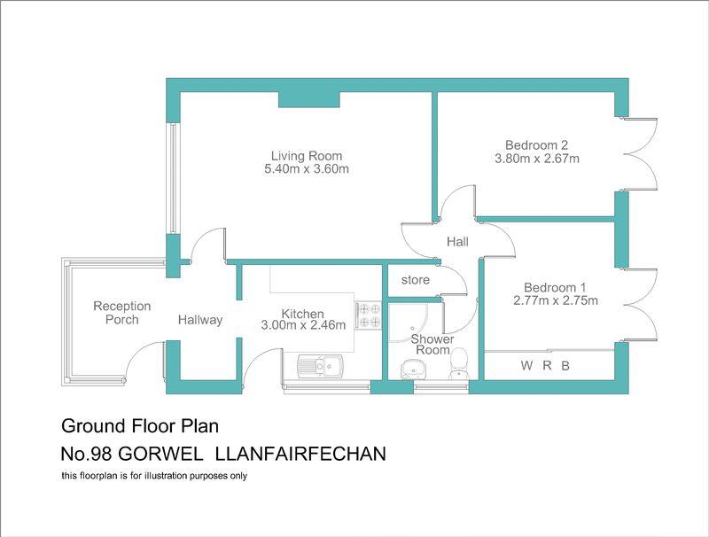 No.98 gorwel llanfairfechan layout1