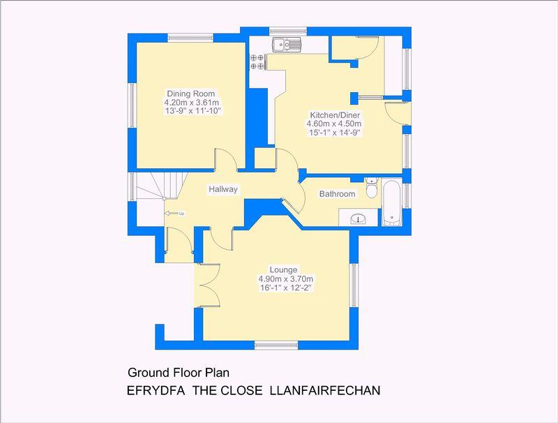 Efrydfa the close llanfairfechan layout1
