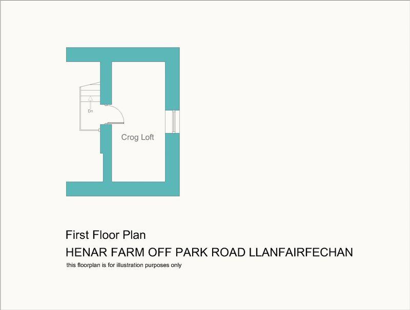 Henar bach floorplan crog loft