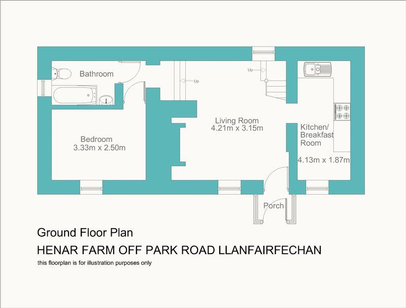 Henar bach floorplan