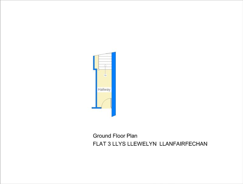 Flat 3 llys llewelyn park crescent llanfairfechan layout1
