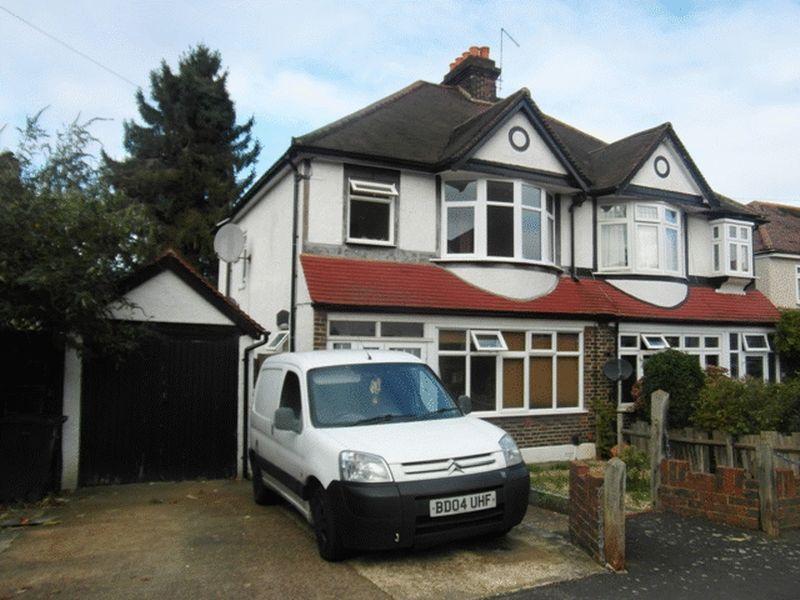 Norman Avenue, South Croydon