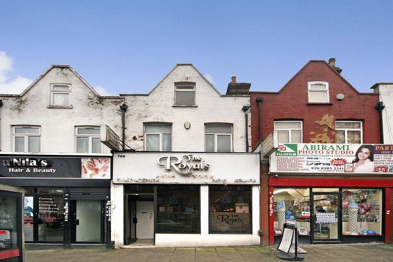 2 Bedrooms Property for sale in Harrow Road, Wembley