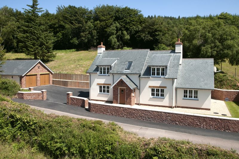 4 Bedrooms Property for sale in Luxborough, Watchet