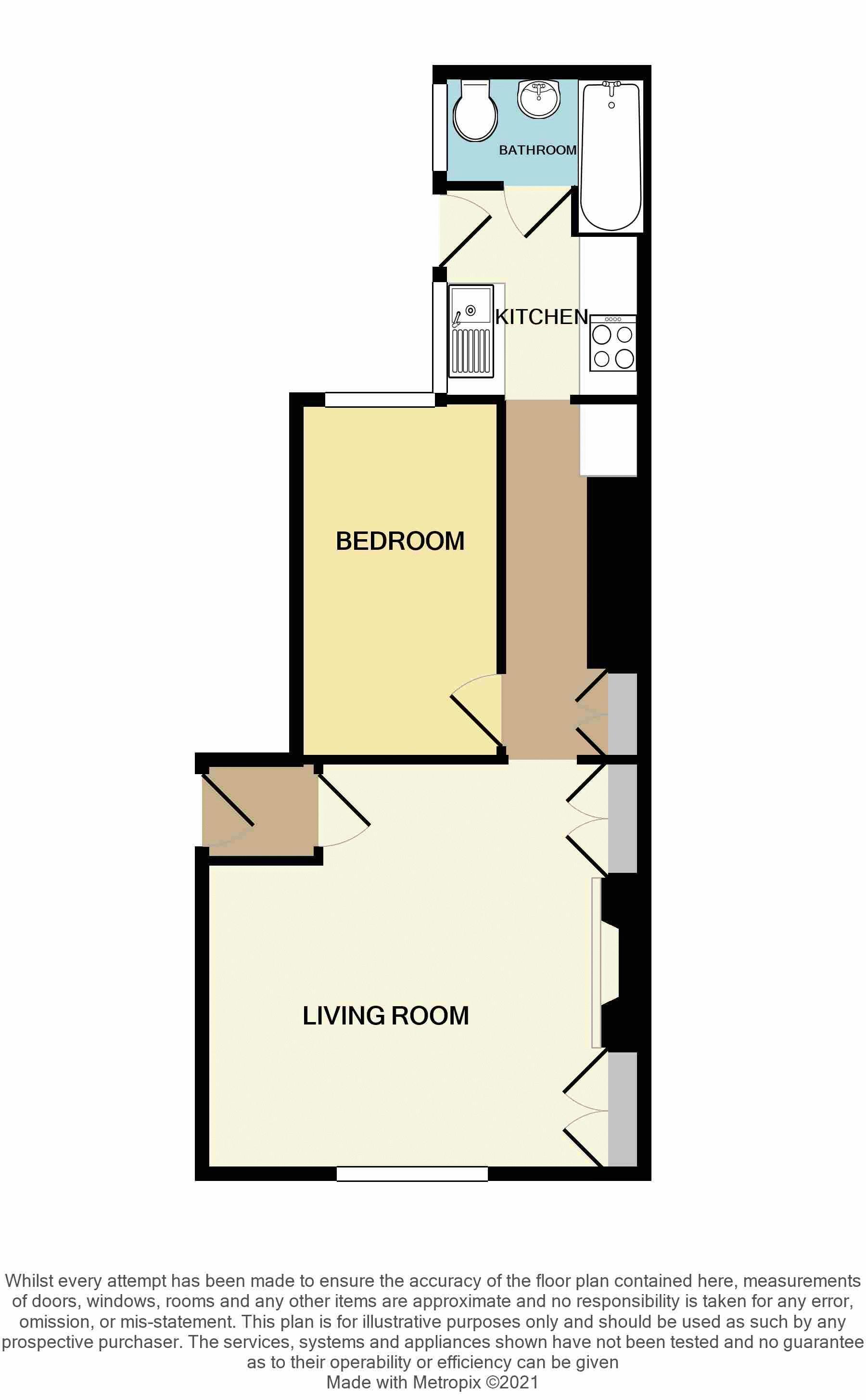 Belmont Road, Exeter floorplan
