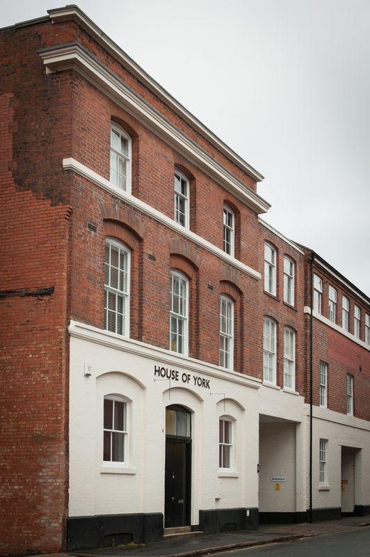 City Living. Charlotte Street, Birmingham
