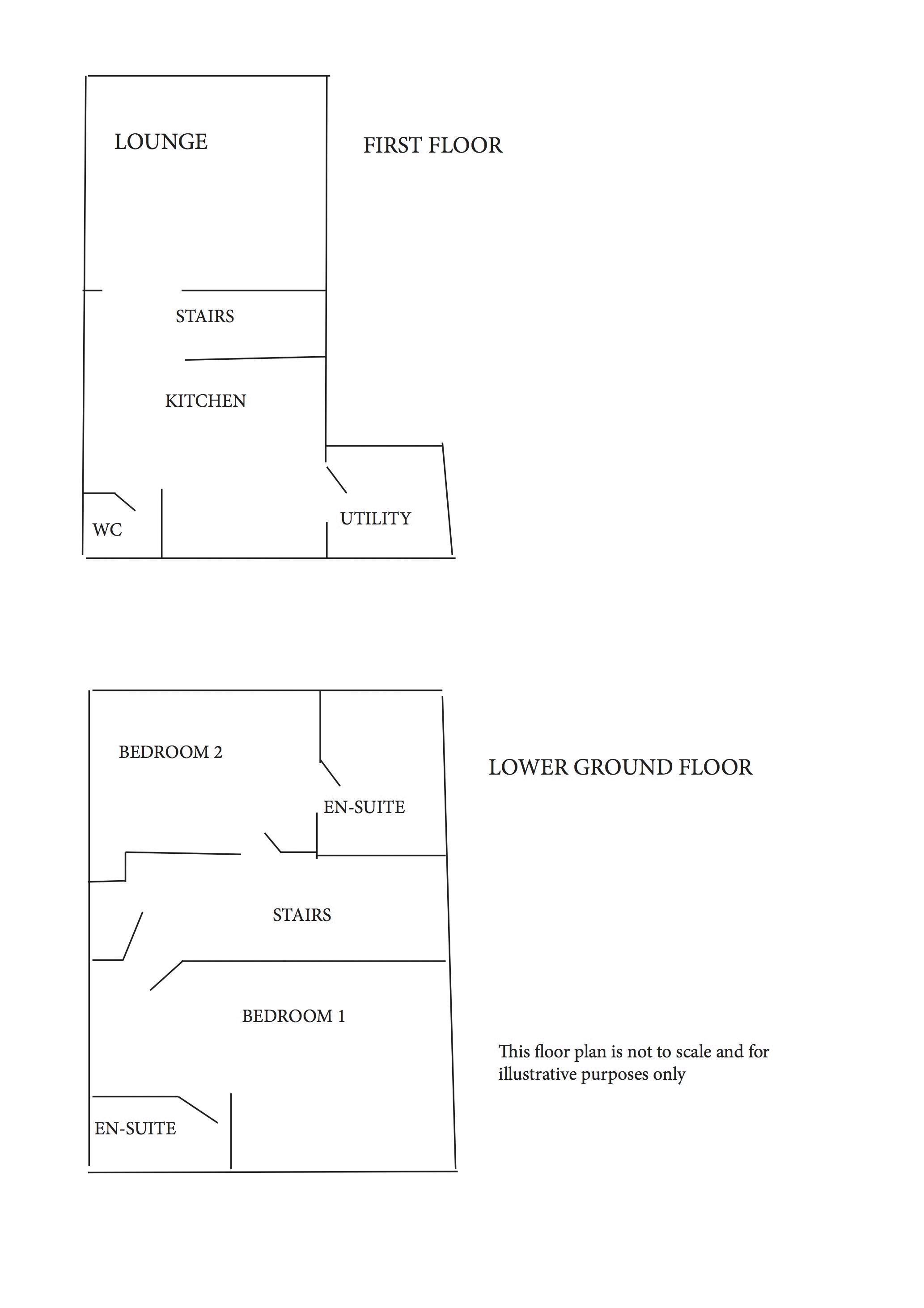 Chadwick Manor, Knowle. Floorplan. .