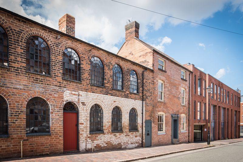Mary Street, Birmingham Jewellery Quarter