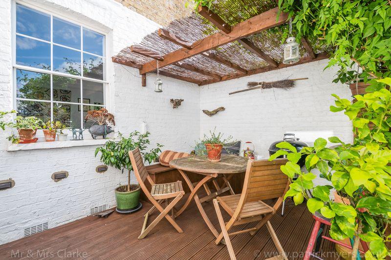Garden Flat, Upper Brockley Road SE4