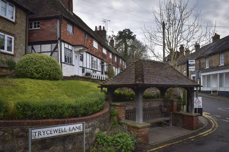 Trycewell Lane, Ightham. .