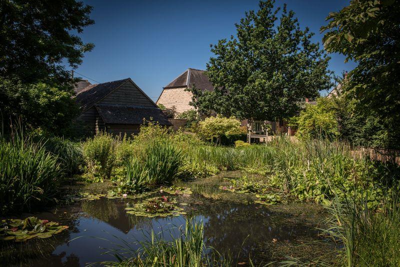 Pool Yard, Ettington