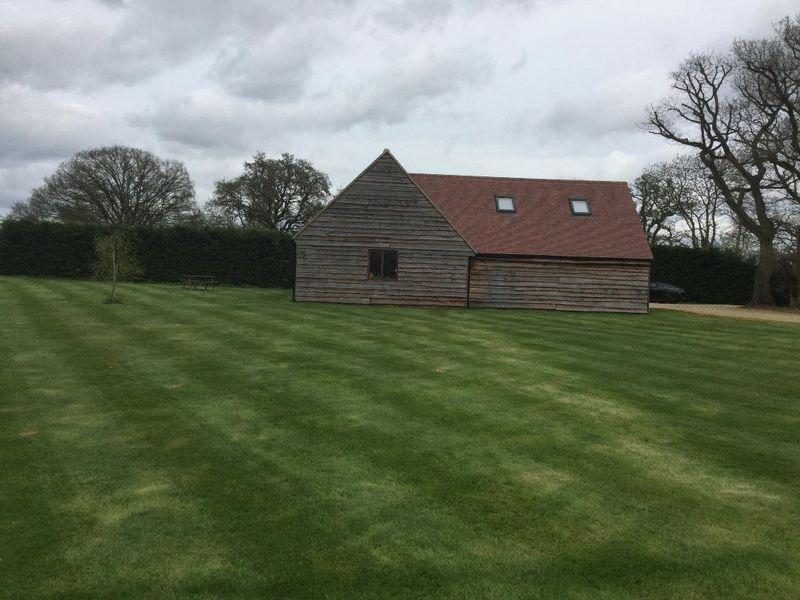 Cumsey Lodge, Claverdon