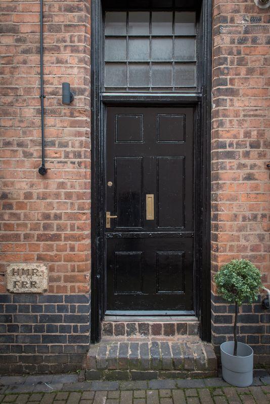Tenby Street, Jewellery Quarter. .