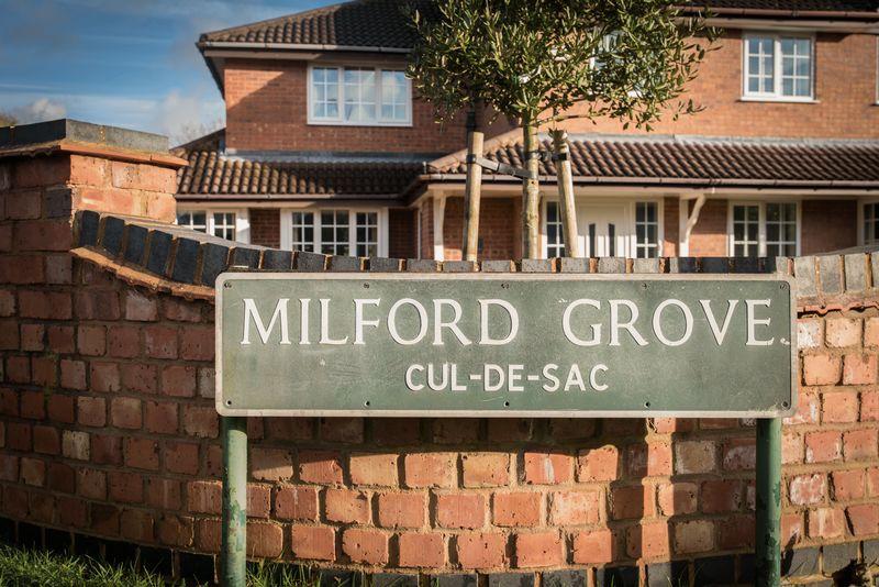 Milford Grove, Solihull