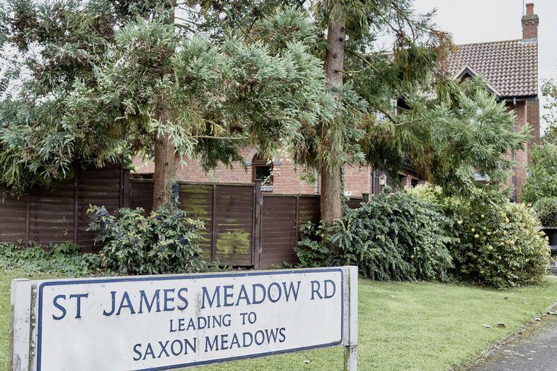 St James Meadow Road, Leamington Spa. .