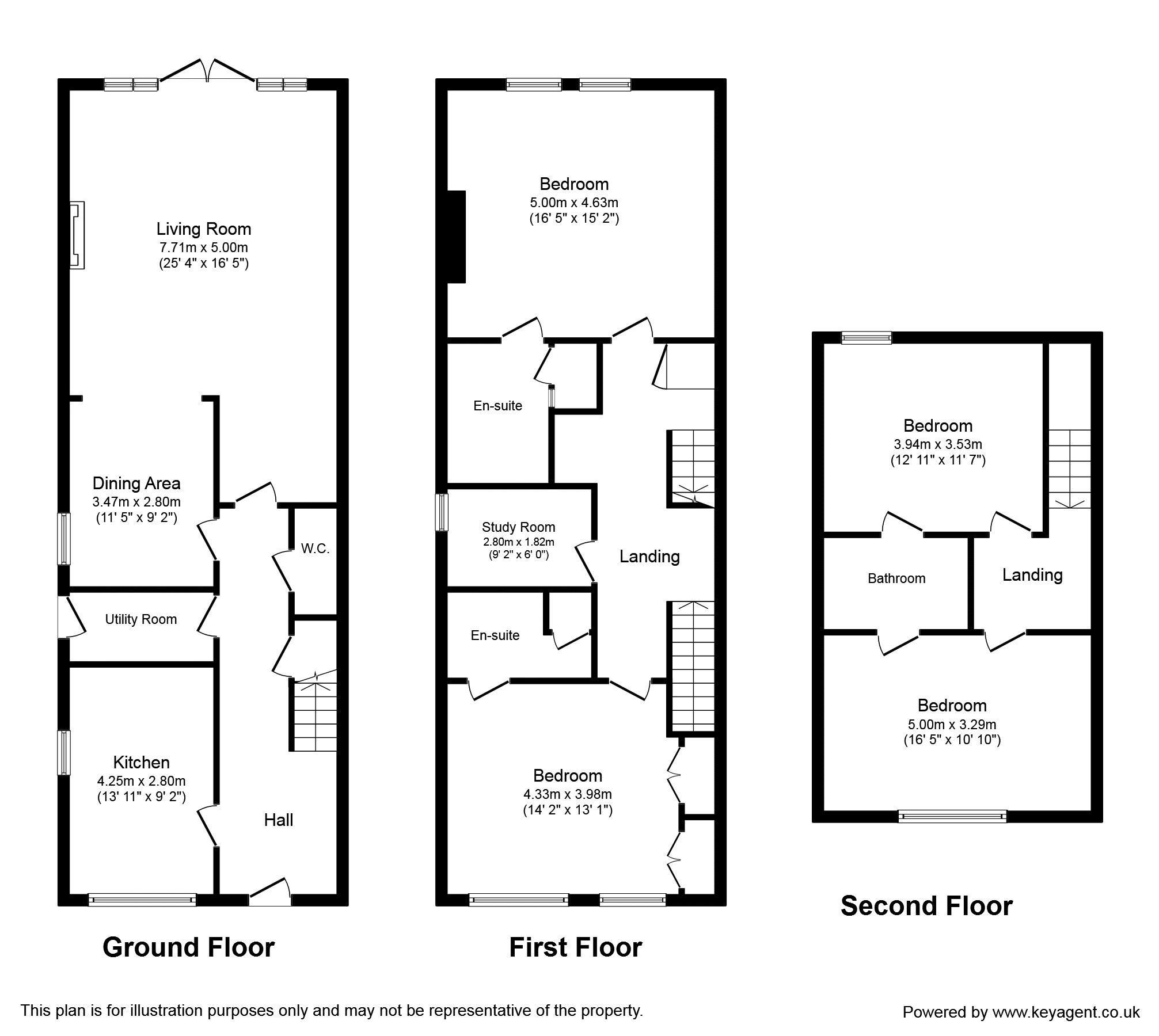 Peterhouse Mews, Moseley. Floorplan. Peterhouse Mews Floorplan.