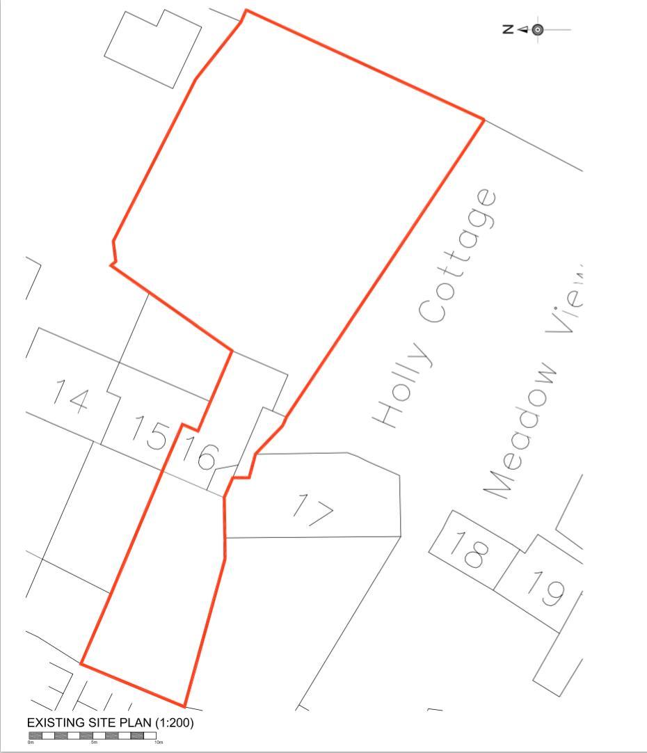 The Green, Snitterfield. Floorplan. .