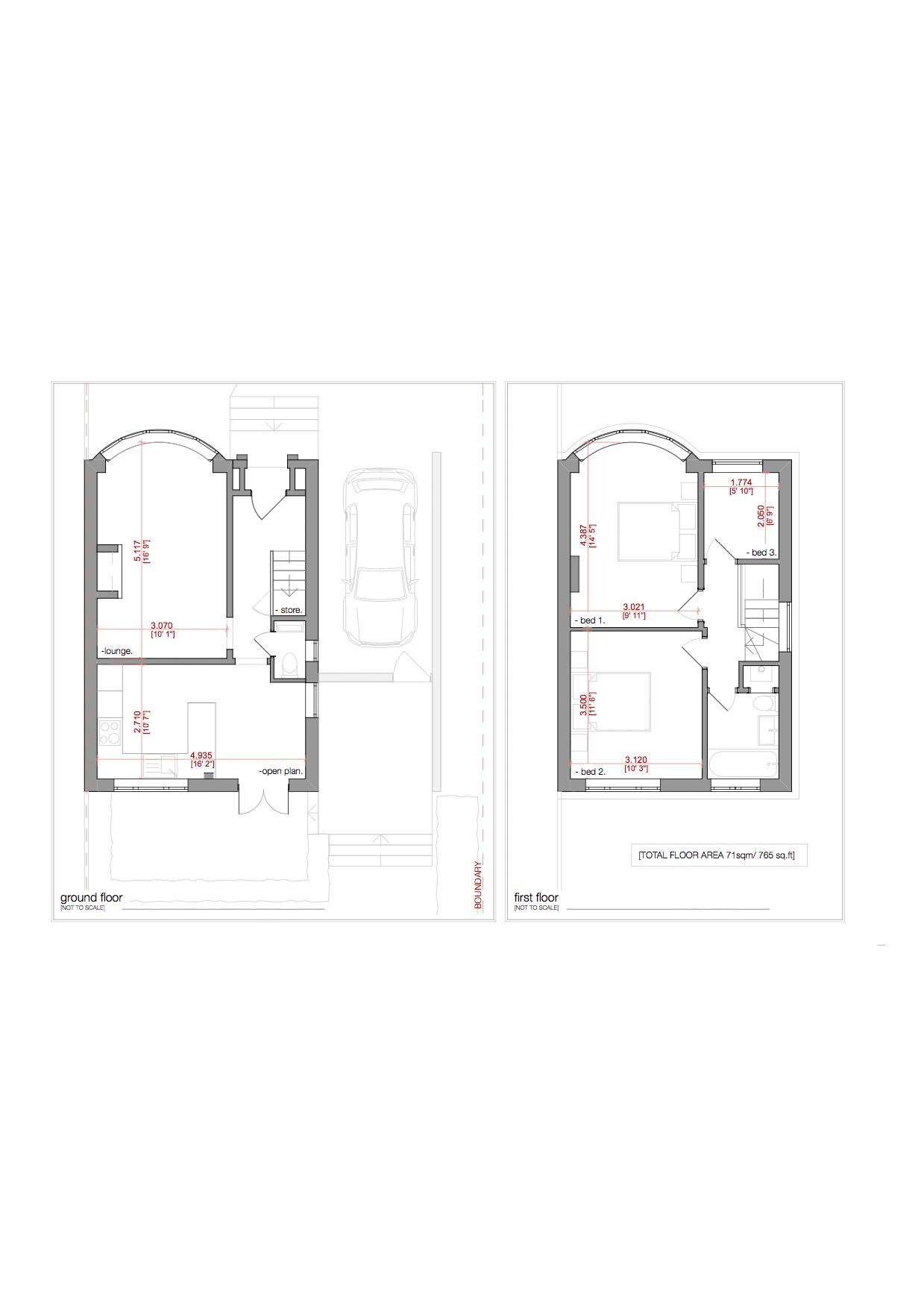 Eden Road, Solihull. Floorplan. Floorplan.
