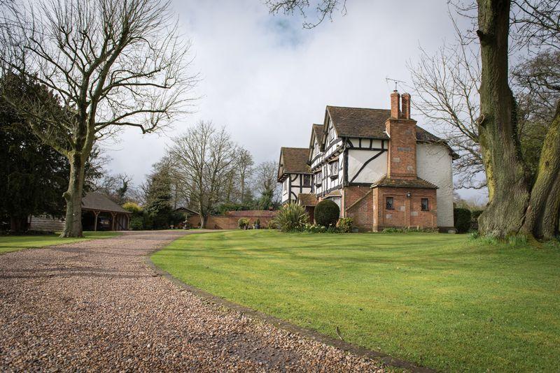 Lanehouse Farm, Weatheroak. .