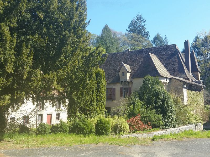 Rare opportunity to own an historic chateau dated 1598