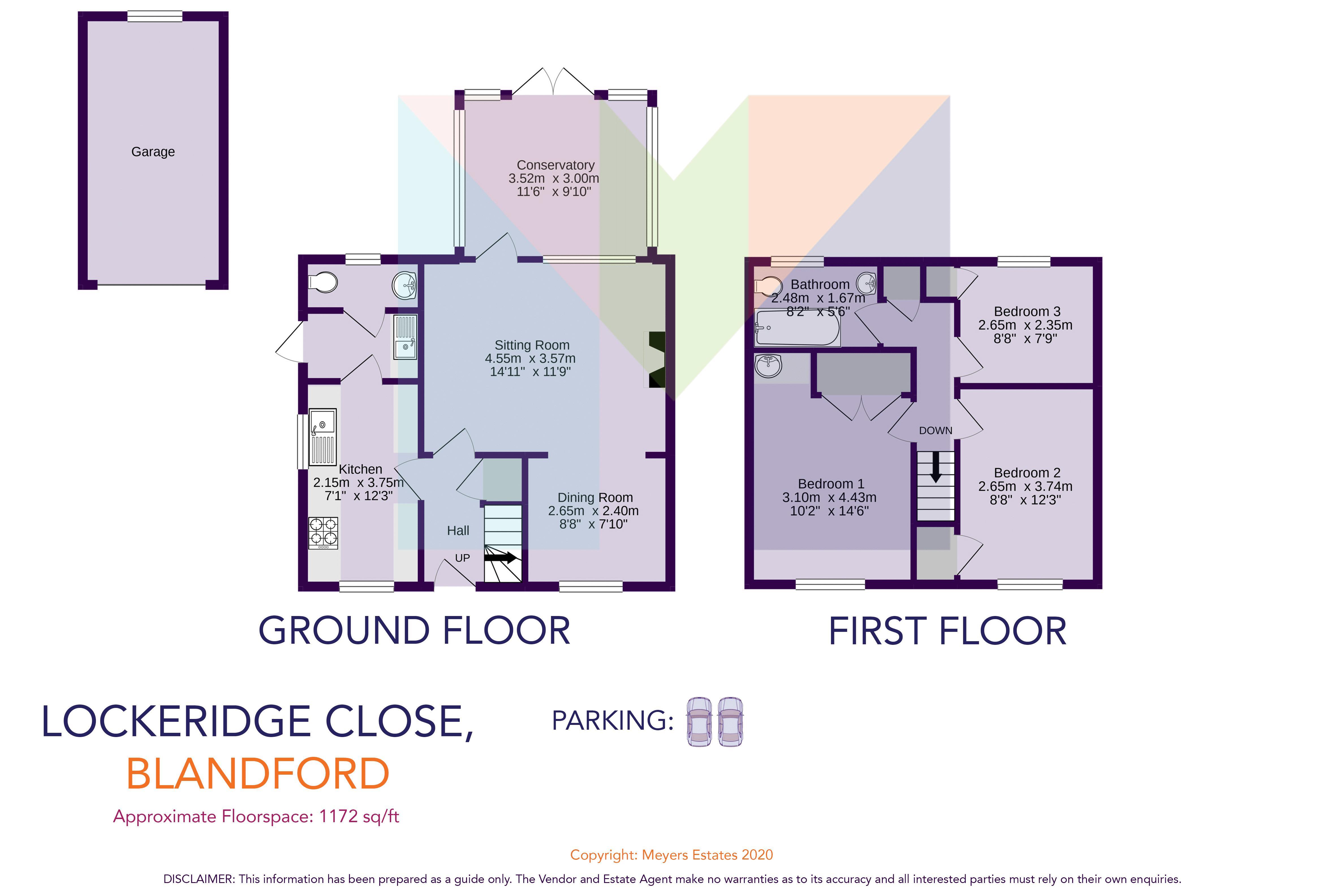 Lockeridge Close, Blandford Forum, DT11 7TT