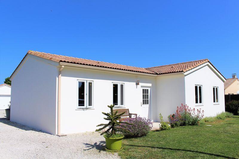 Une maison contemporaine de 2 chambres aux portes des plages de la Charente Maritime